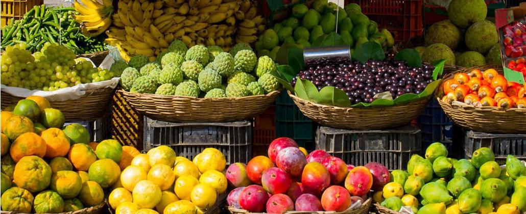 Frutas, Legumes e Verduras