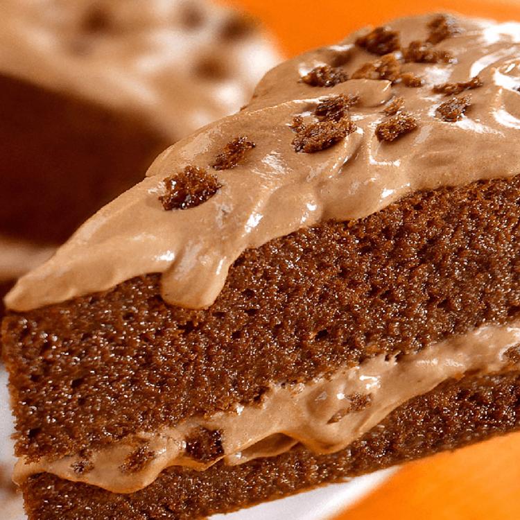 Torta de Ovomaltine