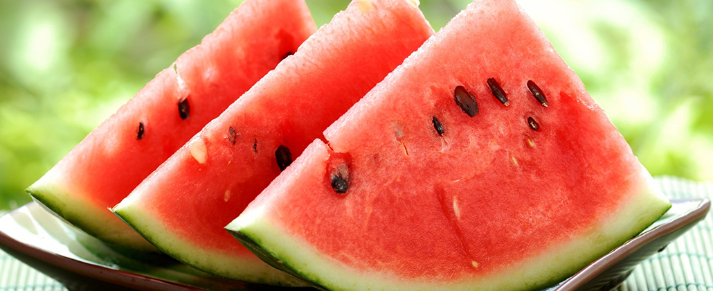 Frutas típicas do começo do ano