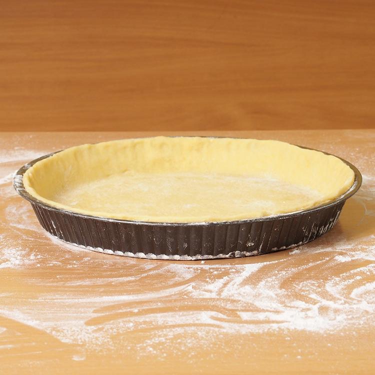 Massa de torta sem glúten simples