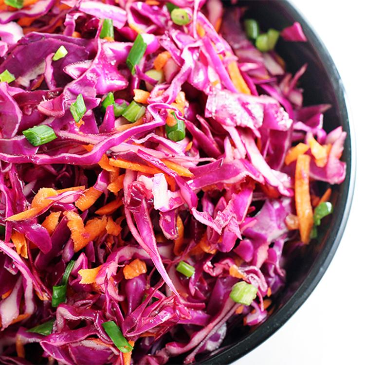 Salada Rosa