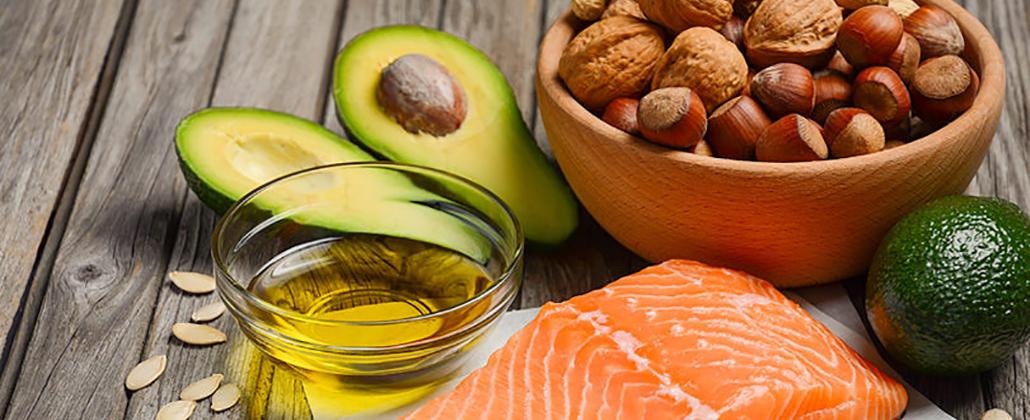 5 alimentos ricos em gorduras boas