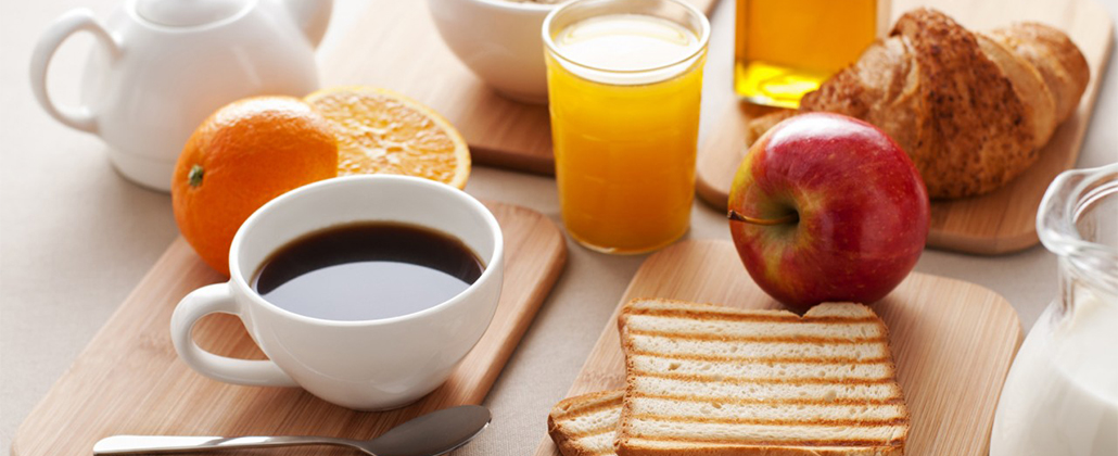 Alimente-se contra o cansaço no café da manhã