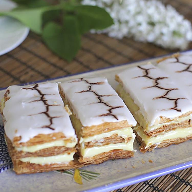 Torta Mil-Folhas