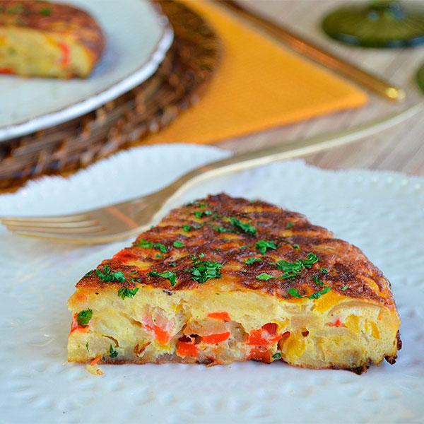 Tortinha espanhola