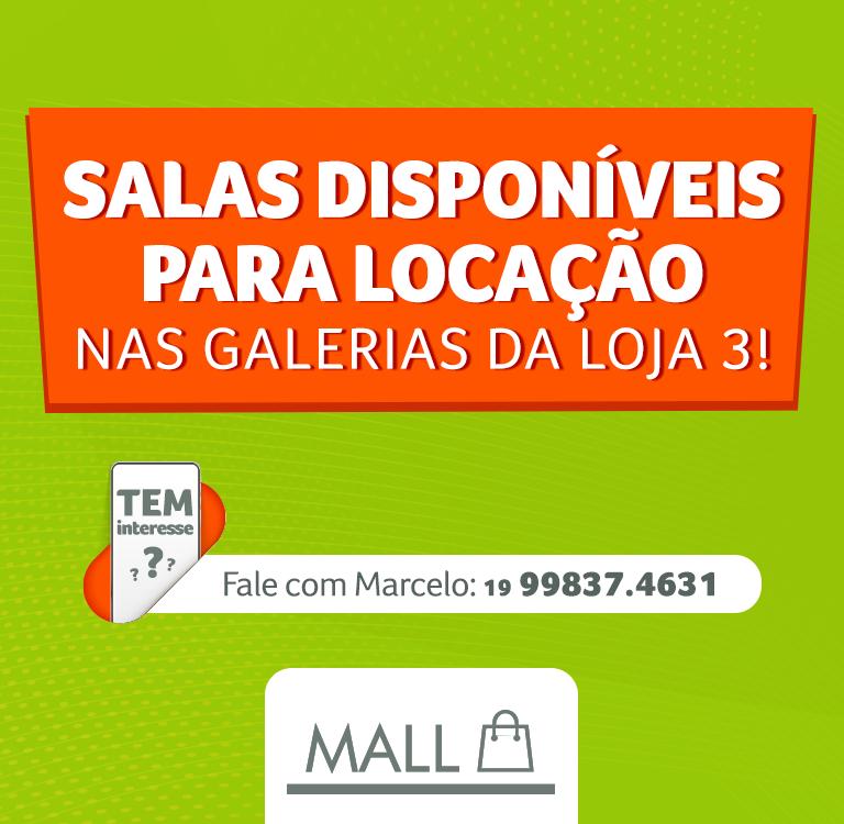LOCAÇÃO MALL
