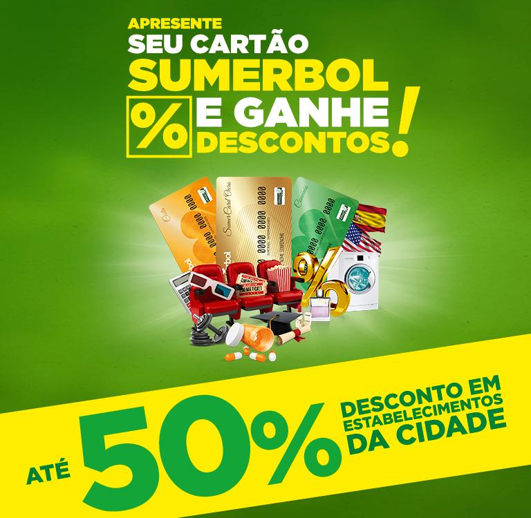PROGRAMA CARTÃO SUMERBOL